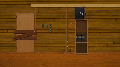 Escape the hut !!