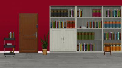 Escape the Rare Book Room