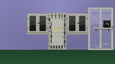 Escape the 25 lock room