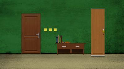 Old apartment
