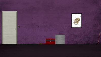 Simple escape room