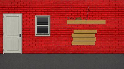 Escape the Warehouse (Easy)