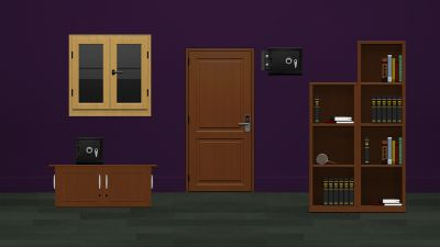 AL Halloween Escape Room