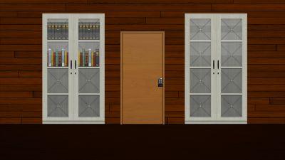 escape the cabin!!