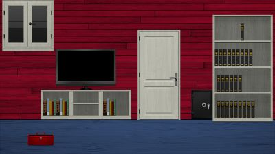 Fabian's room