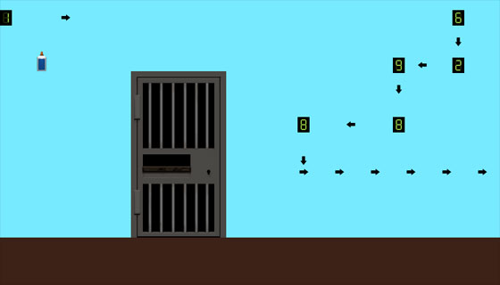 Escape room second edition