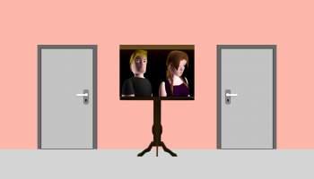 Strange Girls Room 1