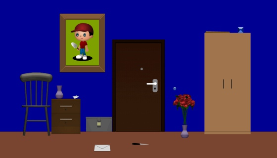 Boys Room Escape