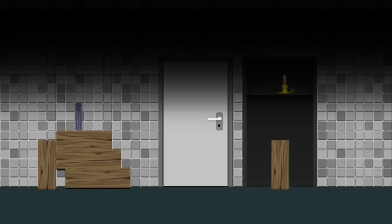 Escape of the kitchen