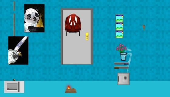 Escape the Blue Room