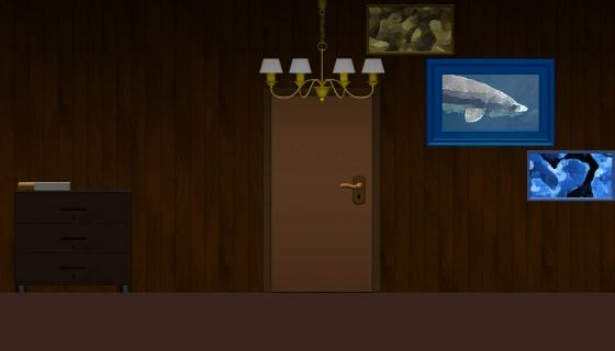 Locked in the Hut